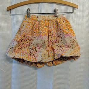 GenuineKids by OshKosh Dotted Skirt size 3t